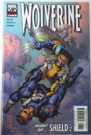 Wolverine #26 Silvestri Retail Incentive Variant Marvel comic book